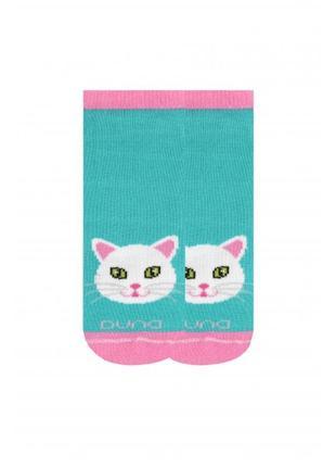Носки детские для девочки дюна duna 4 - 6 лет