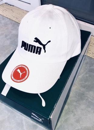 Puma бейсболка новая оригинал кепка nike