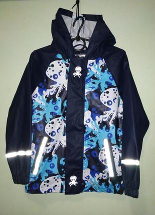 Дождевик куртка