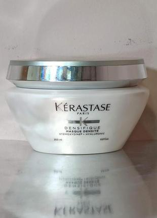 Маска для увеличение густоты волос kerastase densifique 200 мл