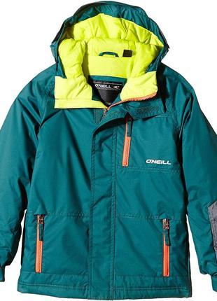 Горнолыжная  фирменная женская куртка o' neill!  размер м- l.