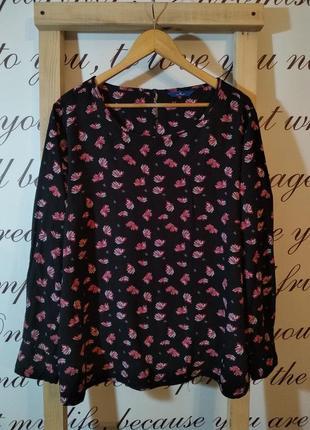 Розпродажа! очень красивая блузка tom tailor