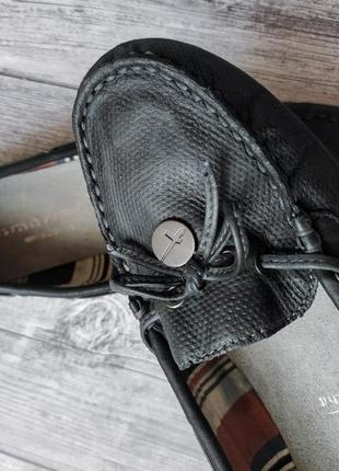 39р кожа новые tamaris германия кожаные туфли, лоферы, мокасины3 фото