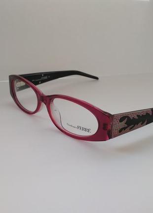 Фирменная оправа под линзы,очки женские оригинал g.ferre gf36102