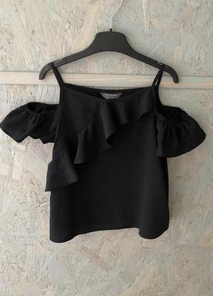Блуза на плечи primark 9-10л