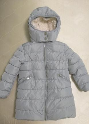 Пальто для девочки104р. next