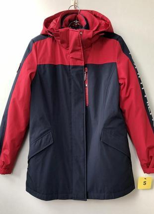 Куртка женская 3 в 1 tommy hilfiger  оригинал