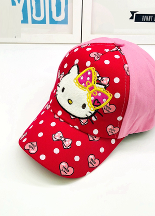 Кепка hello kitty 13163