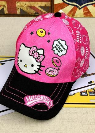 Кепка hello kitty 1343