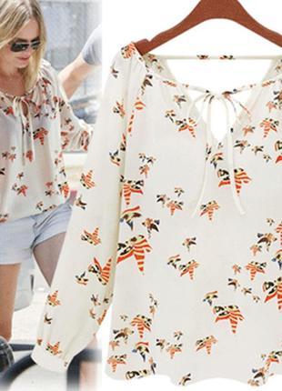 27 распродажа летних блузок