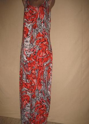 Вискозное платье south р-р16,