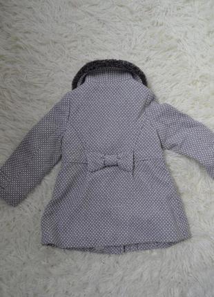 Пальто для дівчинки cherokee 2т2 фото