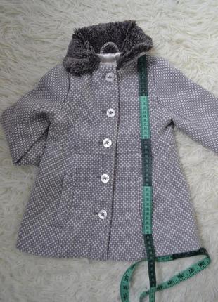 Пальто для дівчинки cherokee 2т6 фото