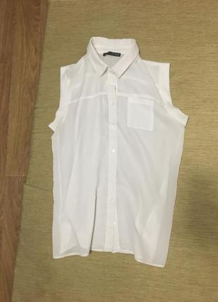 Рубашка без рукавов