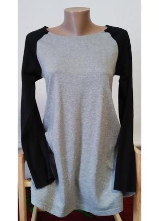 Кофта свитшот пайта свитер джемпер туника