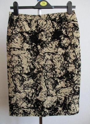 Sale -50%! юбка-карандаш с бархатным напылением