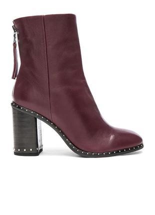 Rag&bone кожаные ботинки 40