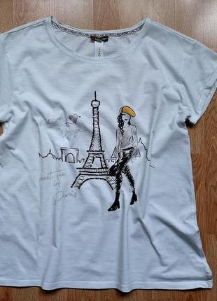 Идеальная футболка street one, р.l