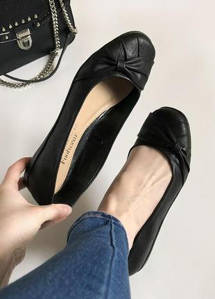 Идеальные туфли с квадратным носком george (лоферы, балетки)
