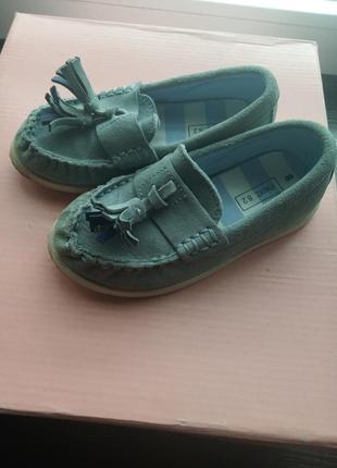 Туфли next лоферы мокасины 24