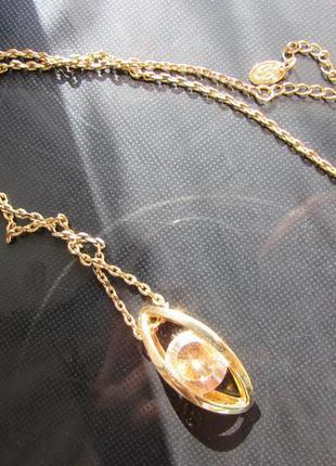 Подвеска в золоте, кулон