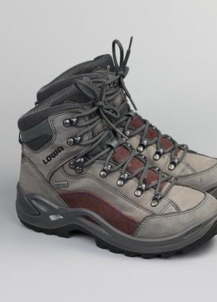 Кожаные ботинки в стиле meindl mammut salewa columbia salomon gore-tex