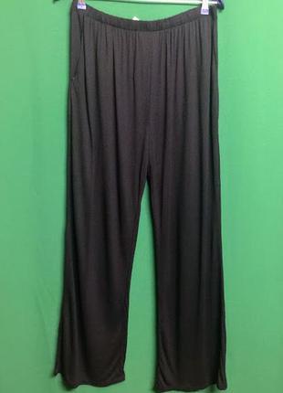 Летние лёгкие вискозные брюки h&m basic