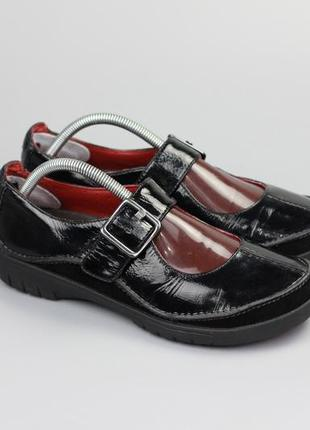 Кожаные мокасины балетки туфли в стиле ecco geox merrell