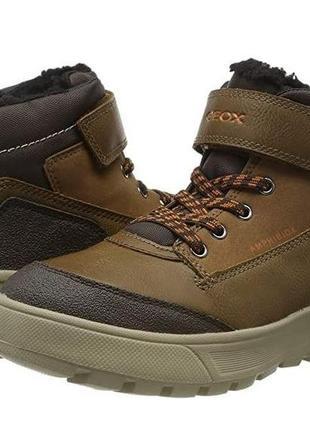 Зимние ботинки geox р. 37