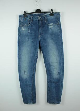 Оригинальные качественные джинсы g-star raw type c 3d super slim