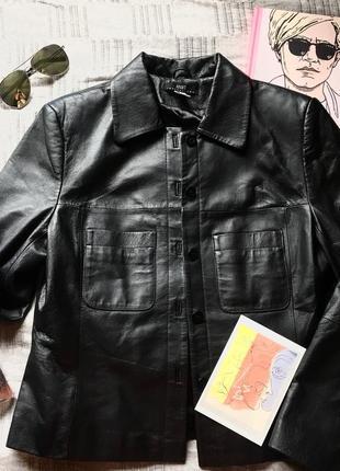 Кожаная куртка, кожаный пиджак, кожанка