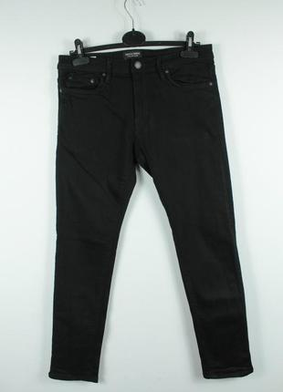 Стильные качественные джинсы jack&jones slim fit glenn