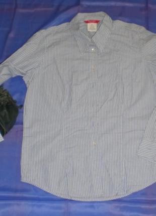 Блуза-рубашка бренд esprit