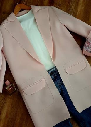 Кардиган, удлинённый пиджак в стиле овэрсайз,піджак в стилі оверсайз,жакет