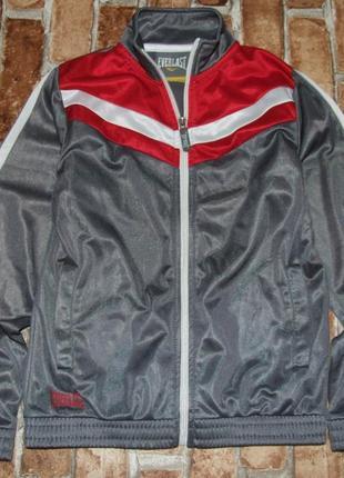 Спортивная кофта мальчику олимпийка 9 - 10 лет