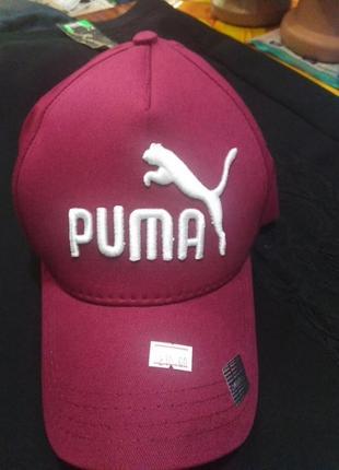 Бейсболка мужская puma