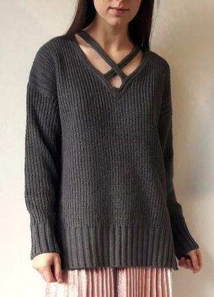 Шикарный свитерок от papaya