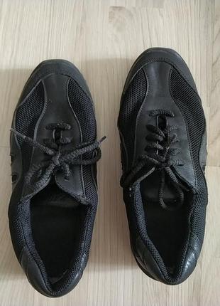 Джазовки кроссовки для танцев