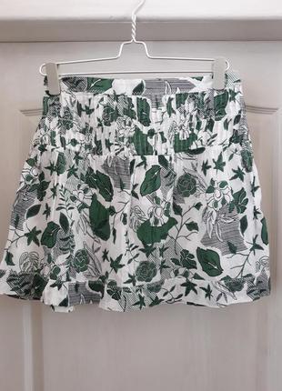 🔥акция🔥 юбка котоновая sisley