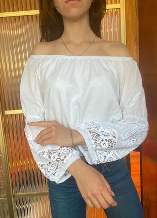 Топ- блуза