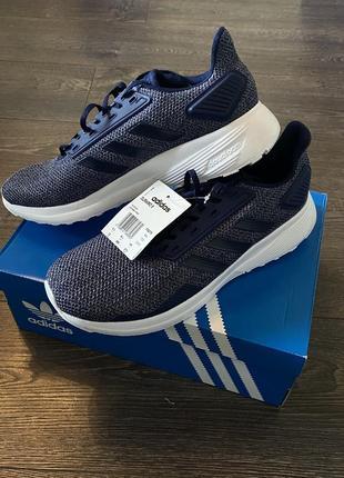 Супер крутые мужские кроссовки adidas duramo 9 размер 42.5, 44, 44.5,46