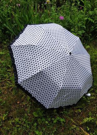 Модный стильный женский зонт