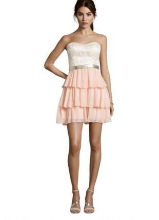 Шикарное вечернее платье от немецкого бренда, новое