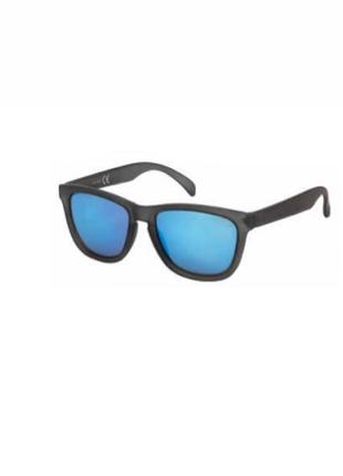 Очки черные пластик защита uv 400
