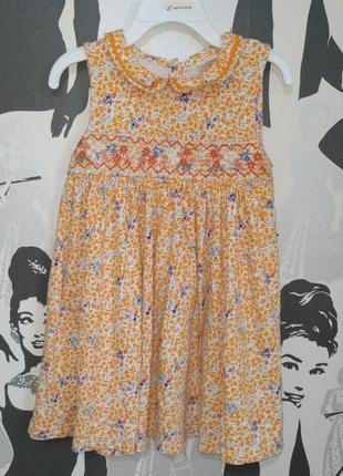 Платье 🧡🧡🧡