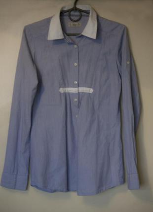 Рубашка - туника xdye (pull & bear)