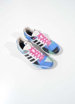 Женские кроссовки-шиповки для бега adidas