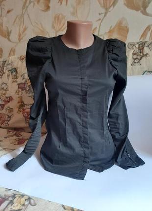 Блузка, рубашка с красивыми рукавами