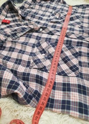 Рубашка клетка5 фото