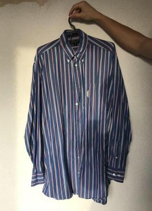 Стильная мужская рубашка в стиле ретро